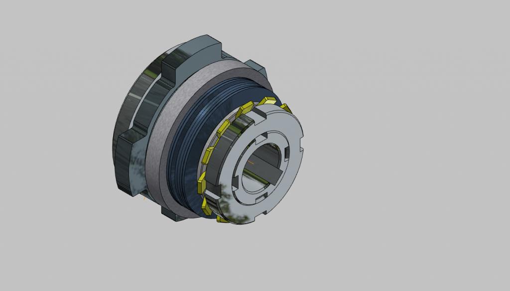 Officina Meccanica Monti Limitatore di coppia a sfere